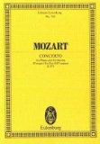 Concerto for Piano and Orchestra E Major/Es-Dur/Mi Majeur K271