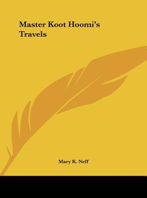 Master Koot Hoomi's Travels