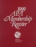 1999 Apa Membership ...