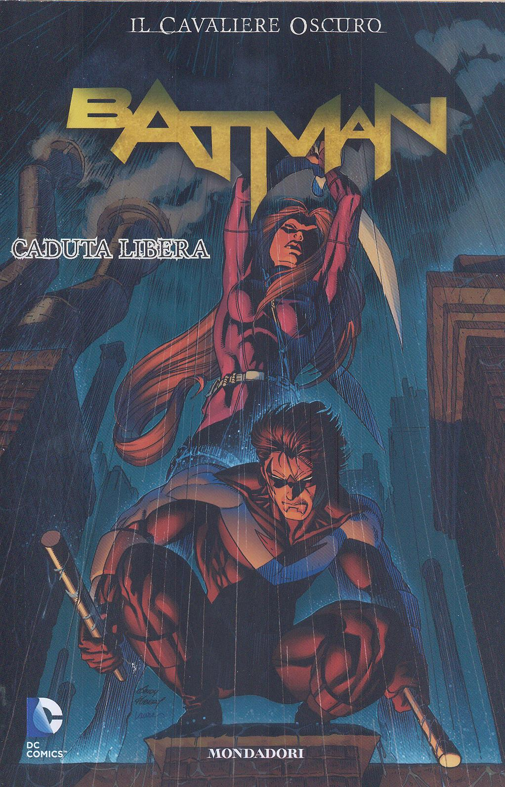 Batman il cavaliere oscuro vol. 20