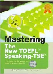 Mastering the New TOEFL Speaking-TSE