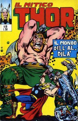 Il Mitico Thor n. 89