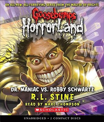 Dr. Maniac vs. Robby...