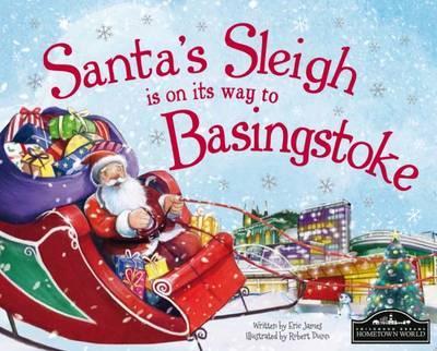 Santa's Sleigh is on its Way to Basingstoke