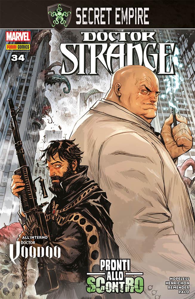 Doctor Strange n. 34