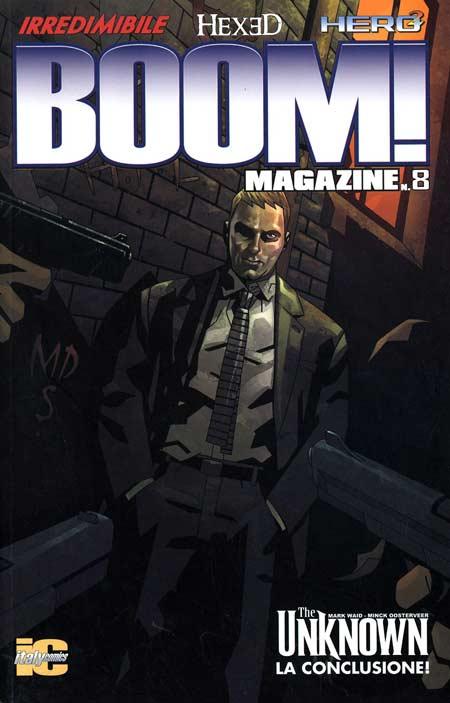 Boom! Magazine n. 8