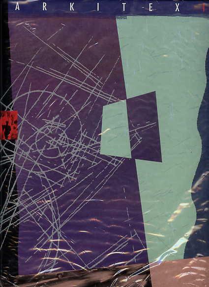 Arkitex 1 the Architectural Design Sourcebook