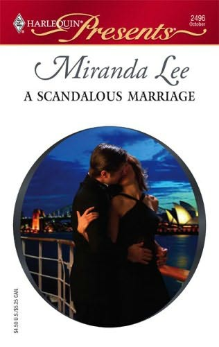 A Scandalous Marriag...