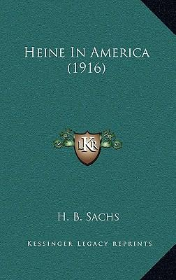 Heine in America (1916)