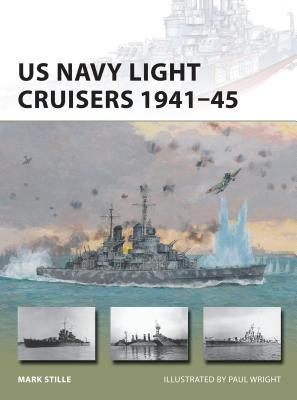 US Navy Light Cruisers 1941–45