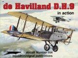 DeHavilland DH-9 in Action