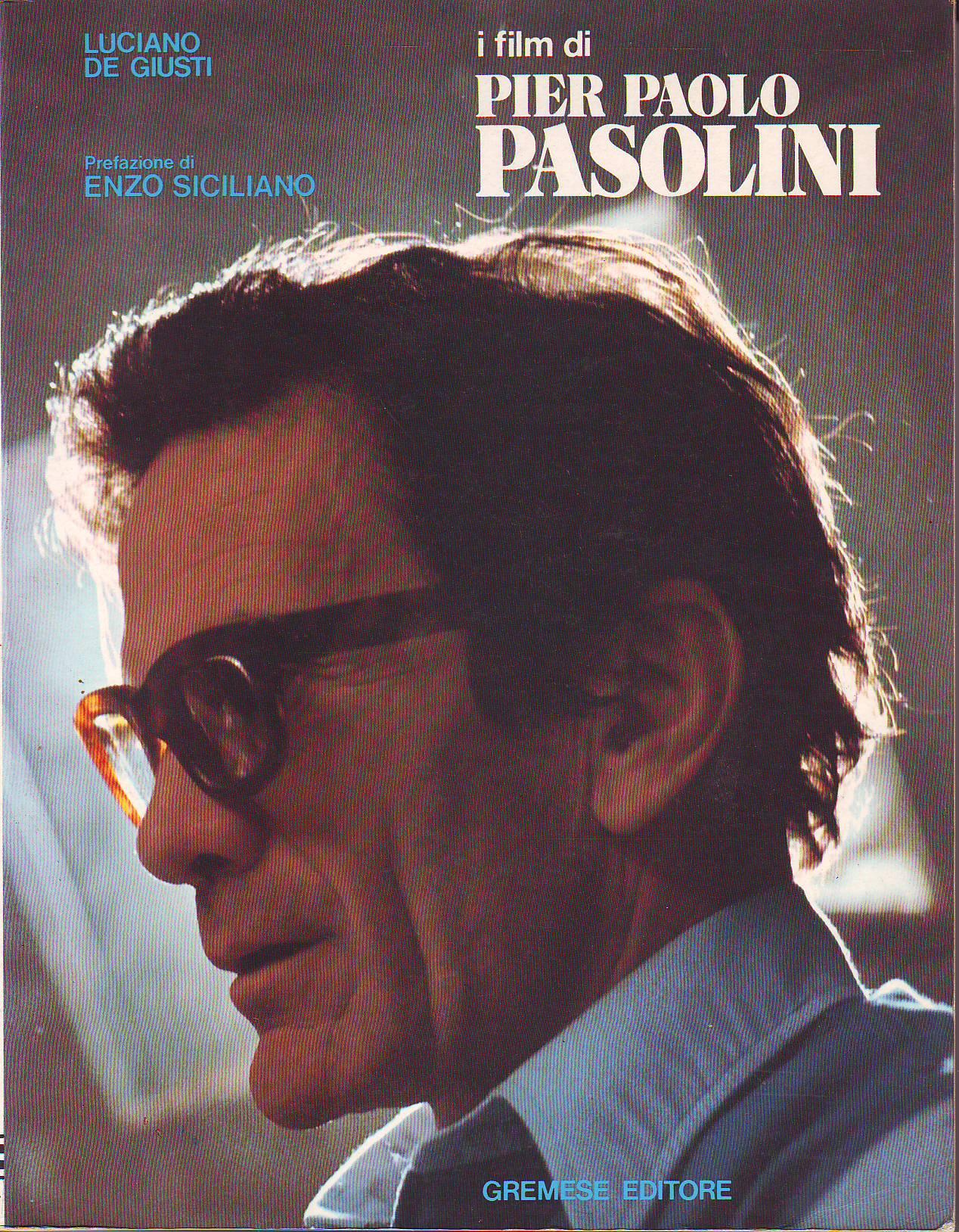 I film di Pier Paolo Pasolini