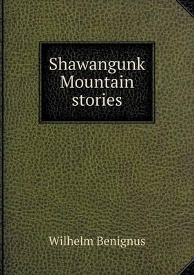 Shawangunk Mountain Stories