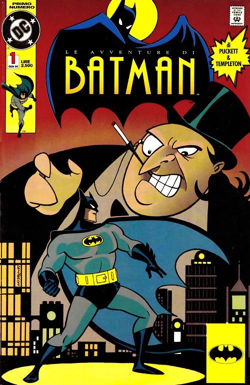 Le avventure di Batman n. 1