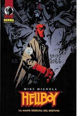Hellboy #4-a: La man...