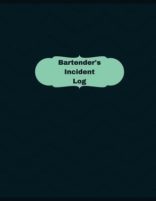 Bartender's Incident...