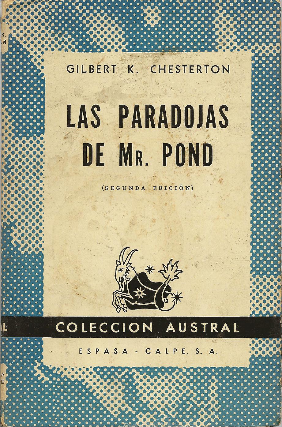 Las paradojas de Mr....