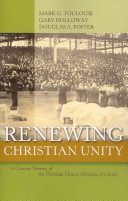 Renewing Christian Unity