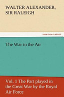 The War in the Air, ...