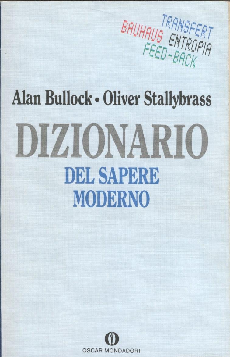 Dizionario del saper...