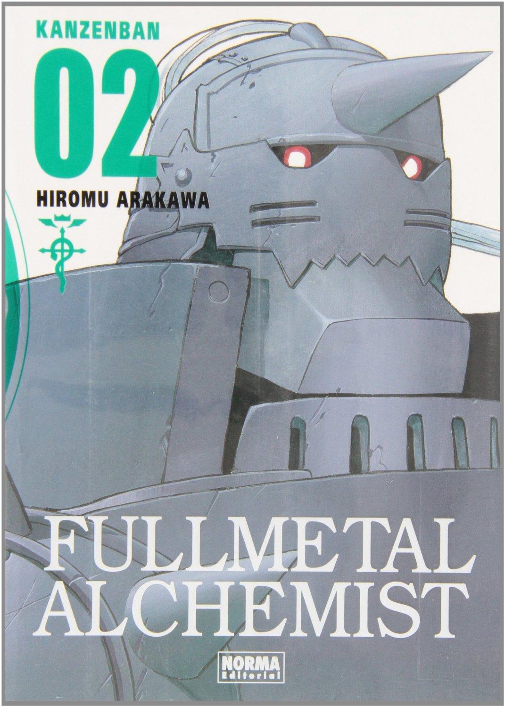 Fullmetal Alchemist Kanzenban #2
