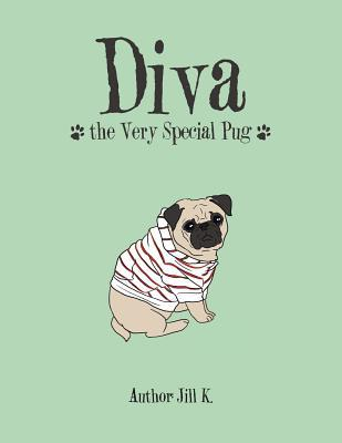 Diva the Very Special Pug