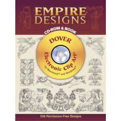Empire Designs CD-ROM and Book