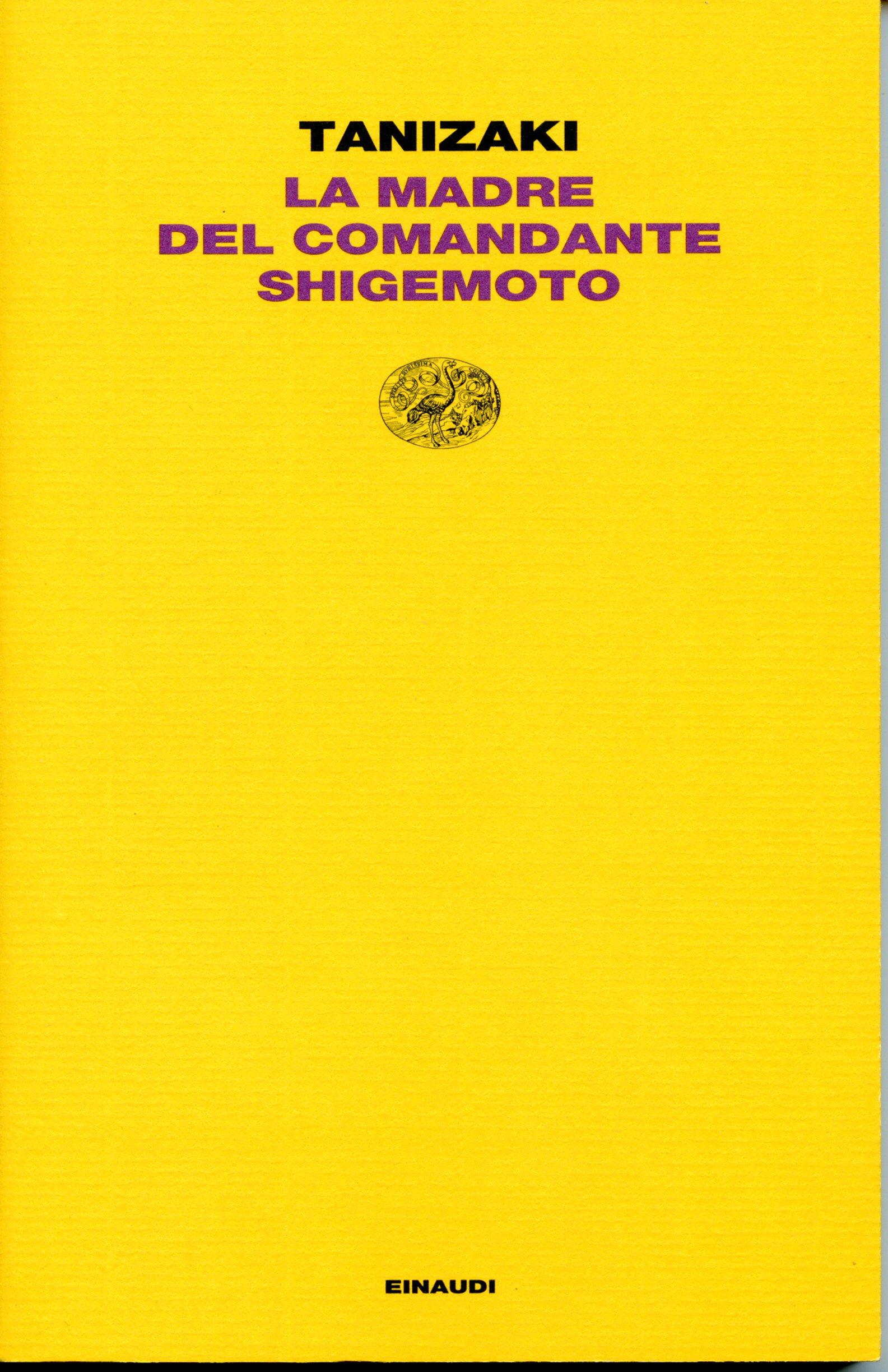 La madre del comandante Shigemoto