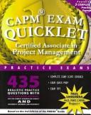 CAPM Exam Quicklet