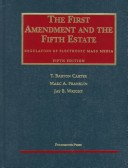 The First Amendment and the Fifth Estate
