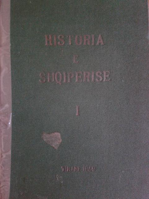 Historia e Shqipërisë