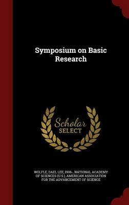 Symposium on Basic Research