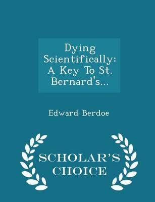 Dying Scientifically