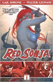 Red Sonja, Vol. 1