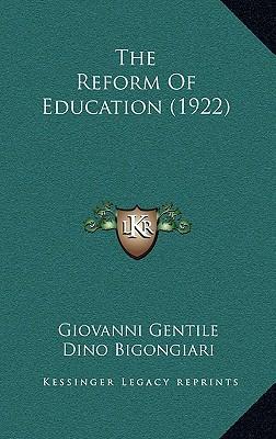 The Reform of Educat...