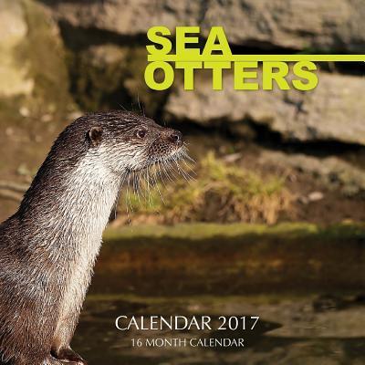Sea Otters 2017 Calendar