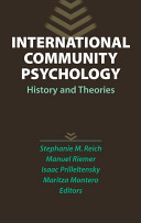 e-Study Guide for: International Community Psychology: History and Theories by Stephanie M. Reich (Editor), ISBN 9780387494999
