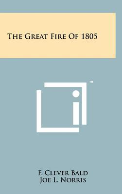 The Great Fire of 1805