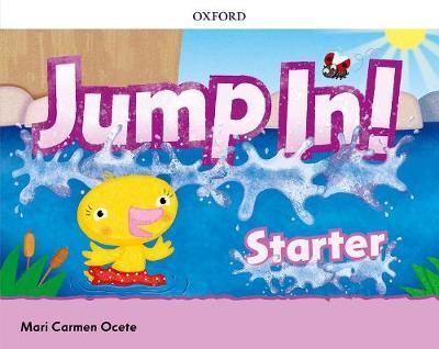 Jump In. Starter. Class book and APP