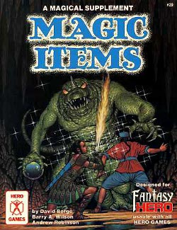 Magic Items!