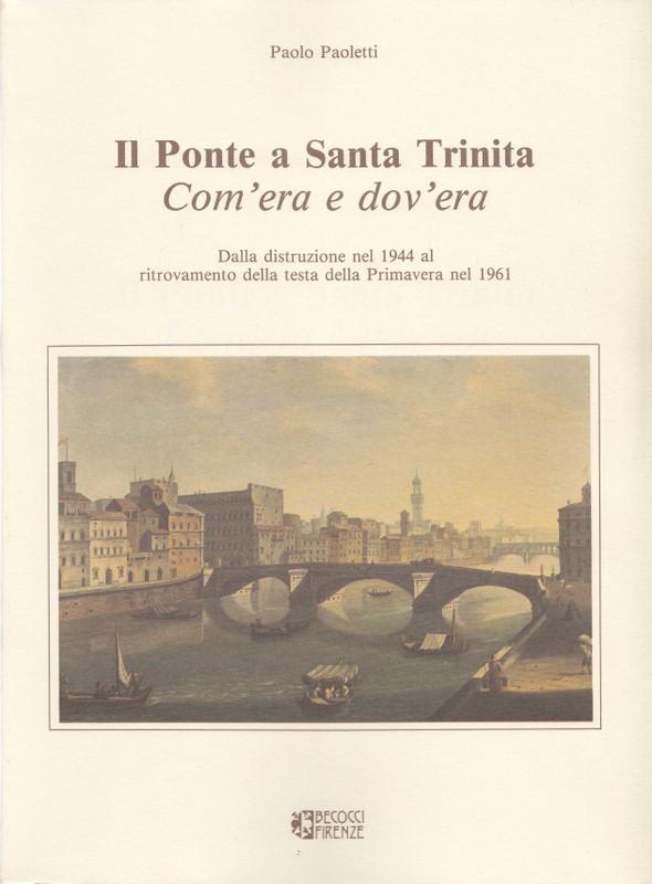 Il Ponte a Santa Tri...