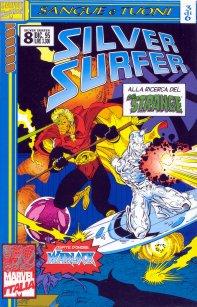 Silver Surfer n. 08 ...