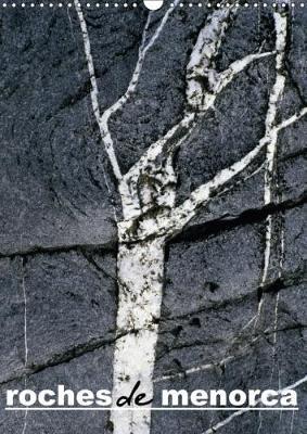 Roches de Menorca Calendrier Mural 2018 Din A3 Vertical