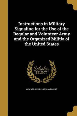 INSTRUCTIONS IN MILITARY SIGNA