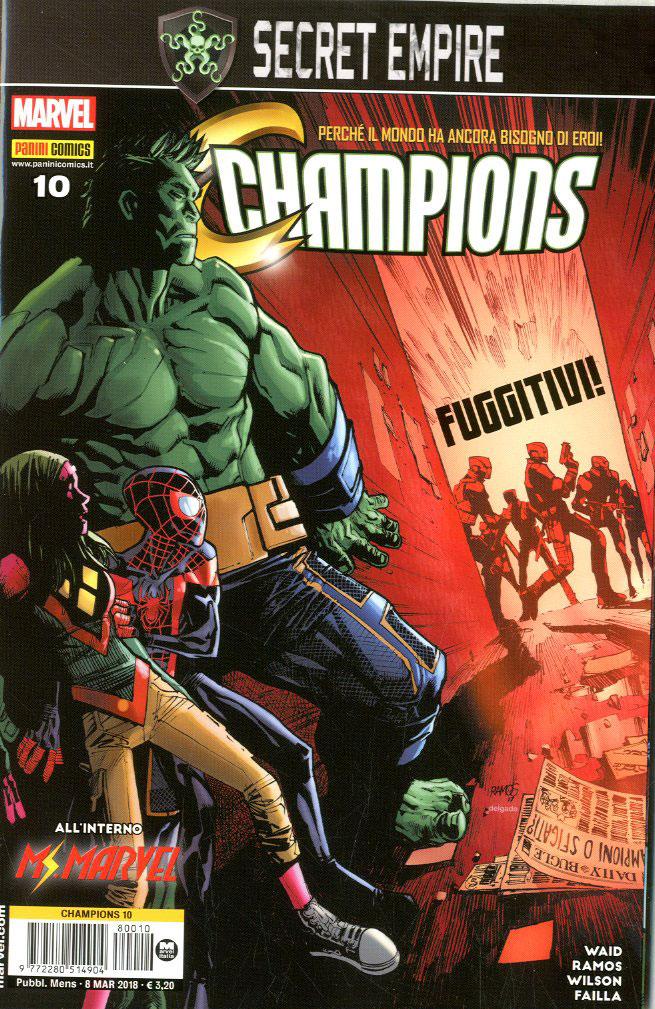 Champions vol. 10