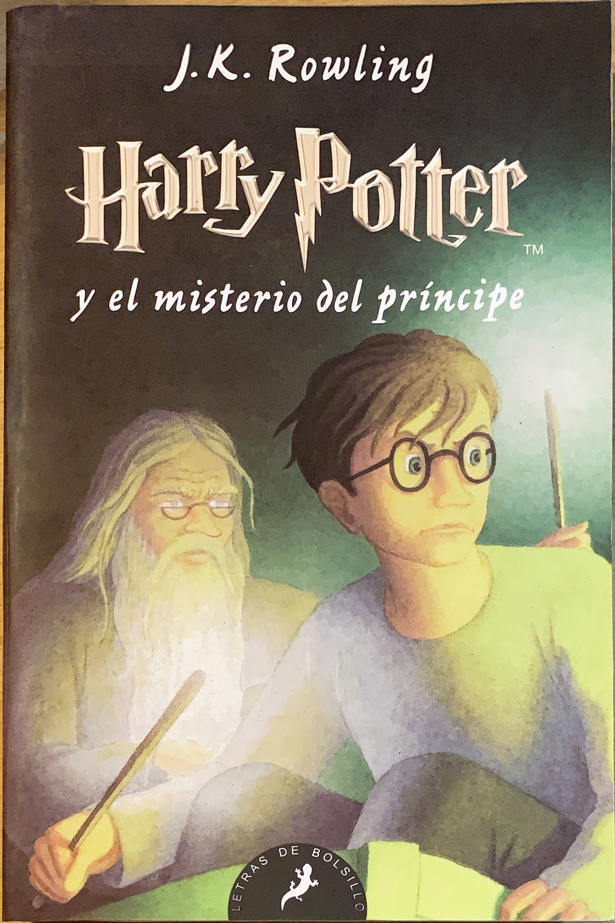 Harry Potter y el mi...