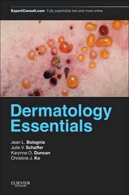 Dermatology Essentials, Expert Consult - Print and Online