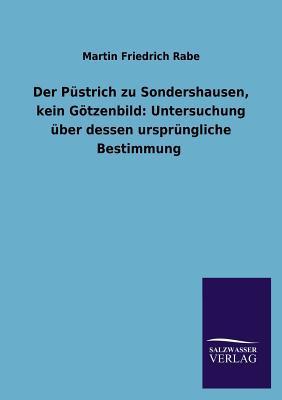 Der Püstrich zu Sondershausen, kein Götzenbild