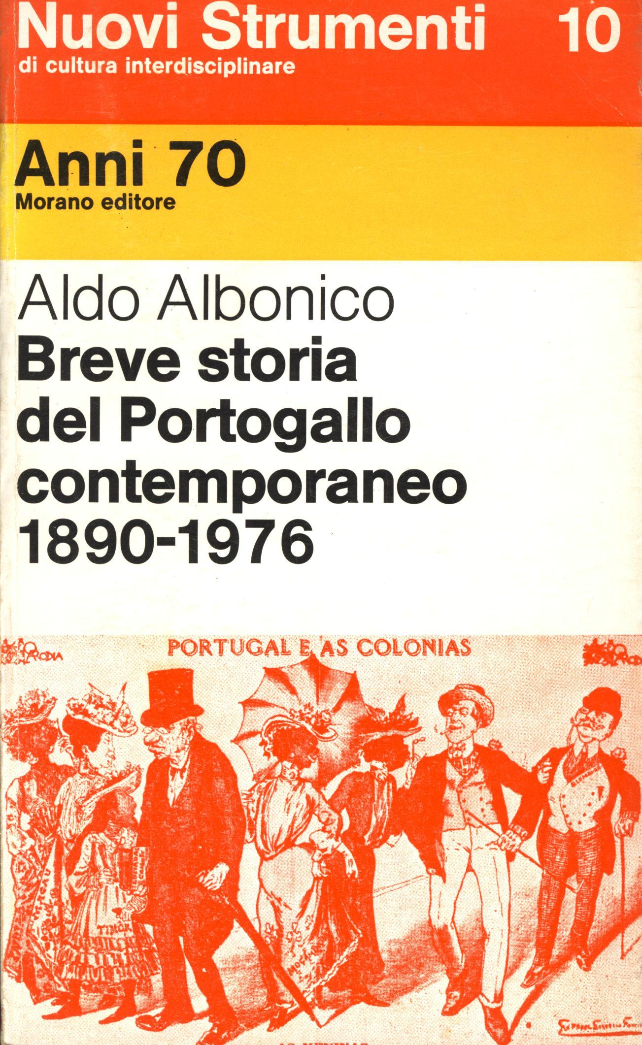 Breve storia del Portogallo contemporaneo