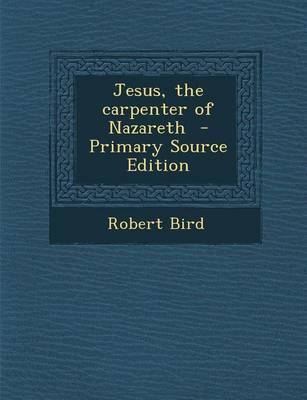 Jesus, the Carpenter of Nazareth